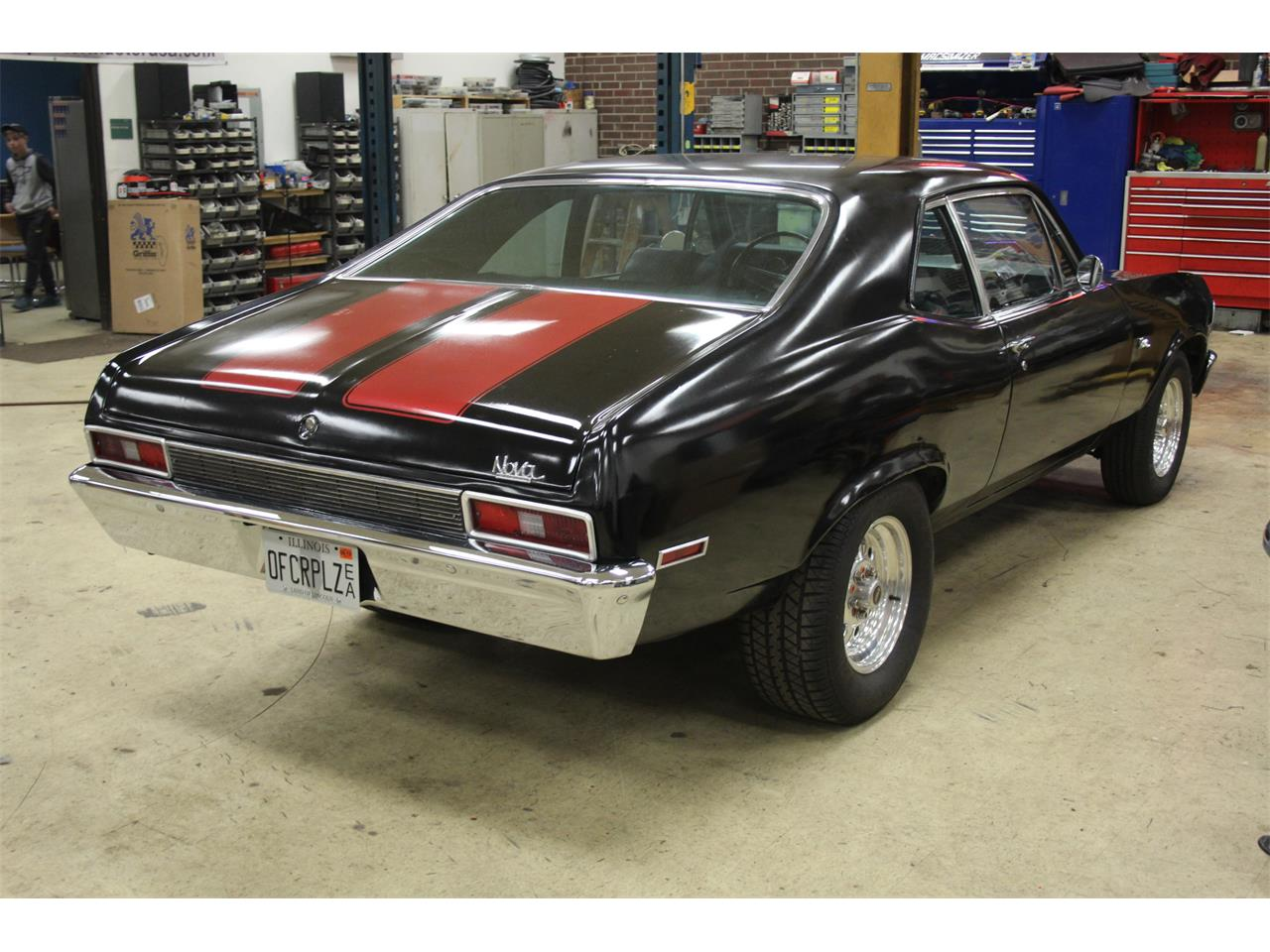 Large Picture of Classic 1972 Chevrolet Nova Offered by Midwest Muscle Cars - OT0W