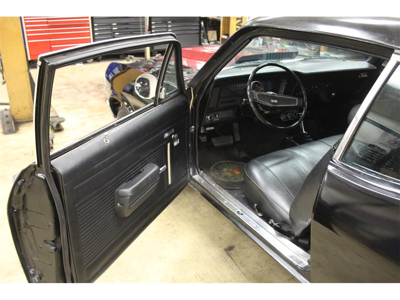 Large Picture of Classic 1972 Chevrolet Nova located in lake zurich Illinois - $17,900.00 - OT0W