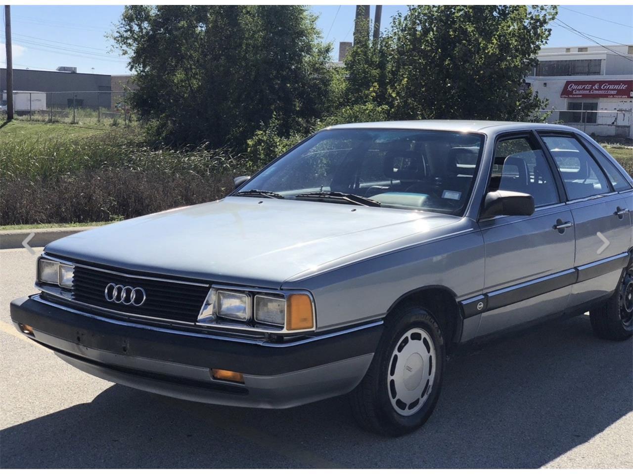 Kokomo Car Dealers >> 1985 Audi 5000 for Sale | ClassicCars.com | CC-1157363
