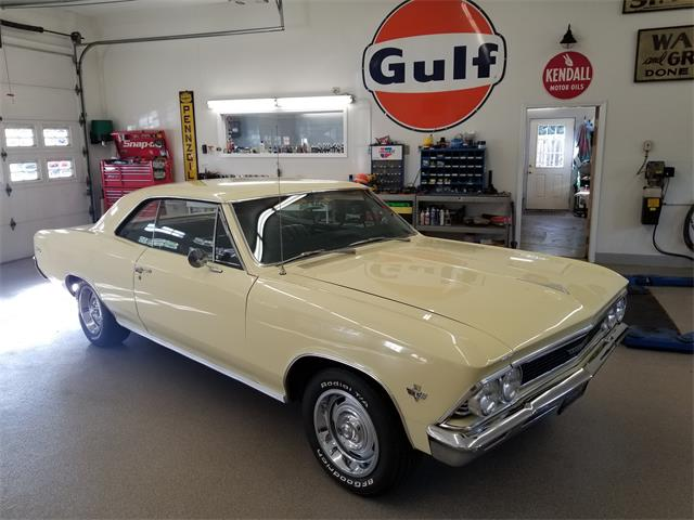 Picture of 1966 Chevrolet Chevelle Malibu - $34,990.00 Offered by a Private Seller - OT11