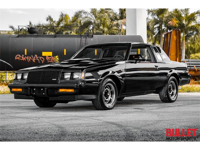 Picture of '87 Grand National - OT1C