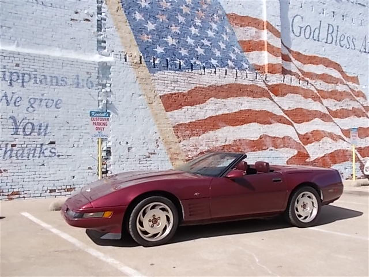 Large Picture of '93 Corvette - OT1D