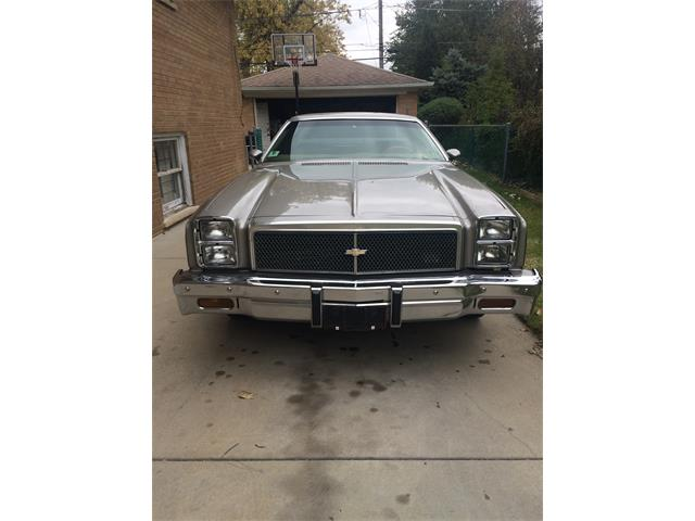 Picture of '77 El Camino - $15,000.00 Offered by a Private Seller - OT1P