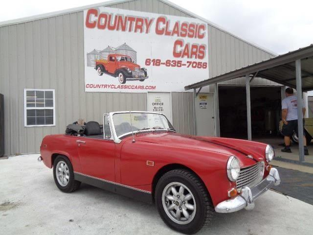 Picture of Classic '69 Austin-Healey Sprite Mark III - $9,650.00 - ONWZ