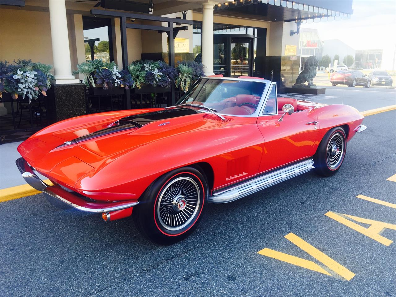 Large Picture of '67 Corvette - OT1U