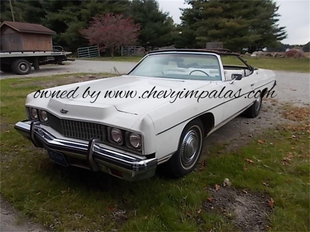 1973 Chevrolet Caprice For Sale Classiccars Com Cc 1157396