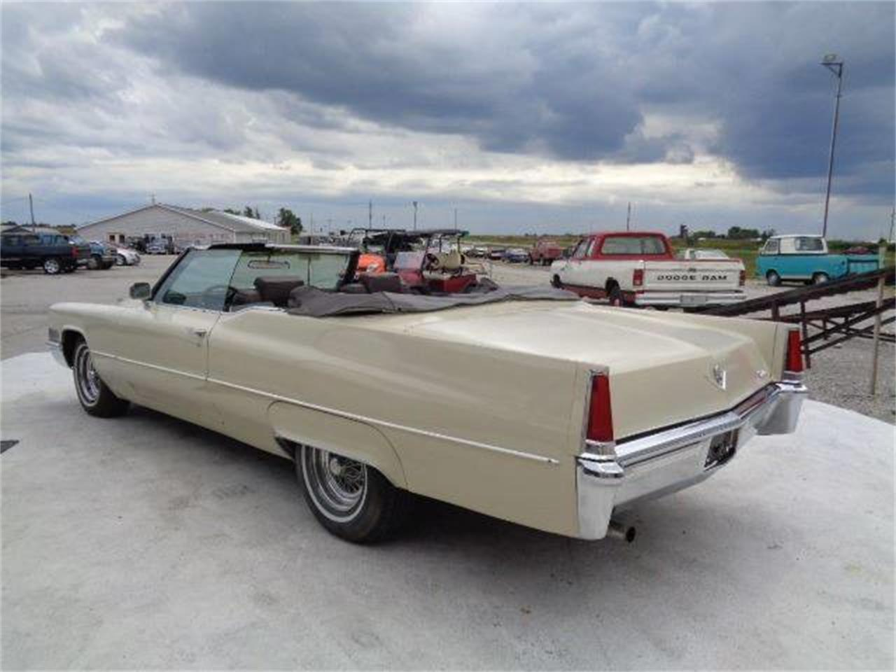Large Picture of '69 Convertible - ONX0