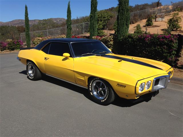 Picture of Classic 1969 Pontiac Firebird located in Spring Valley California Offered by  - OT21