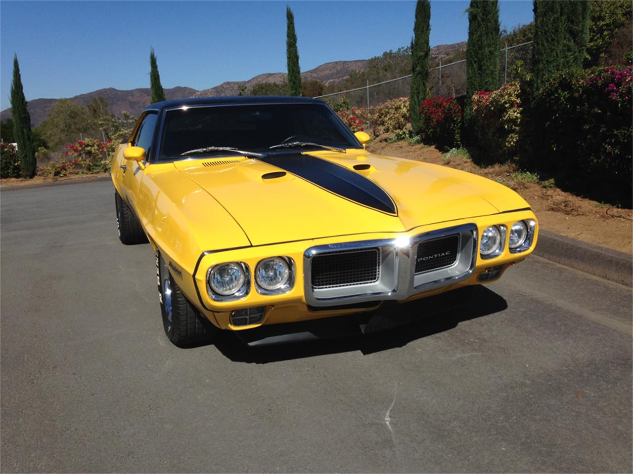 Large Picture of '69 Firebird - OT21