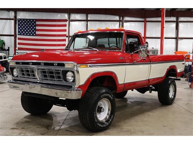 Picture of '76 F250 - $21,900.00 Offered by  - OT23