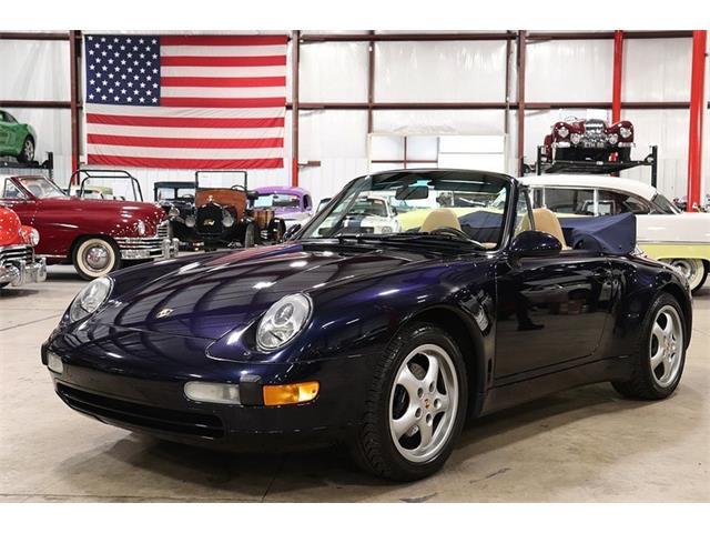 Picture of '96 911/993 located in Michigan - OT25