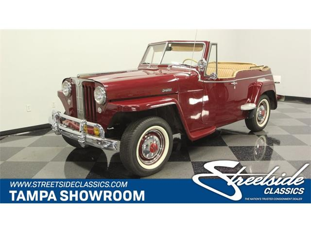 Picture of '48 Jeepster - OT2T