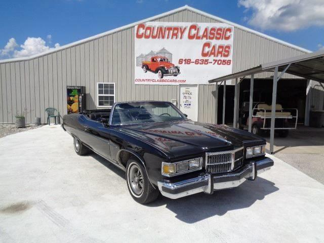Picture of '75 Pontiac Grand Ville located in Illinois - ONX3