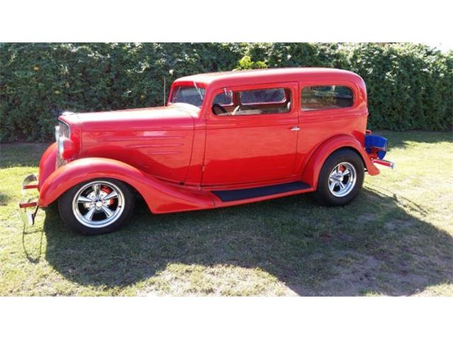 Picture of 1934 Chevrolet Street Rod located in Cadillac Michigan Offered by  - OT5K