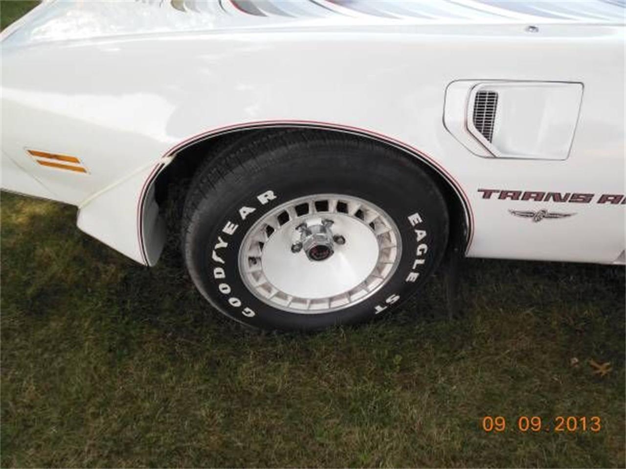 Large Picture of '80 Pontiac Firebird Trans Am - $34,495.00 - OT5N