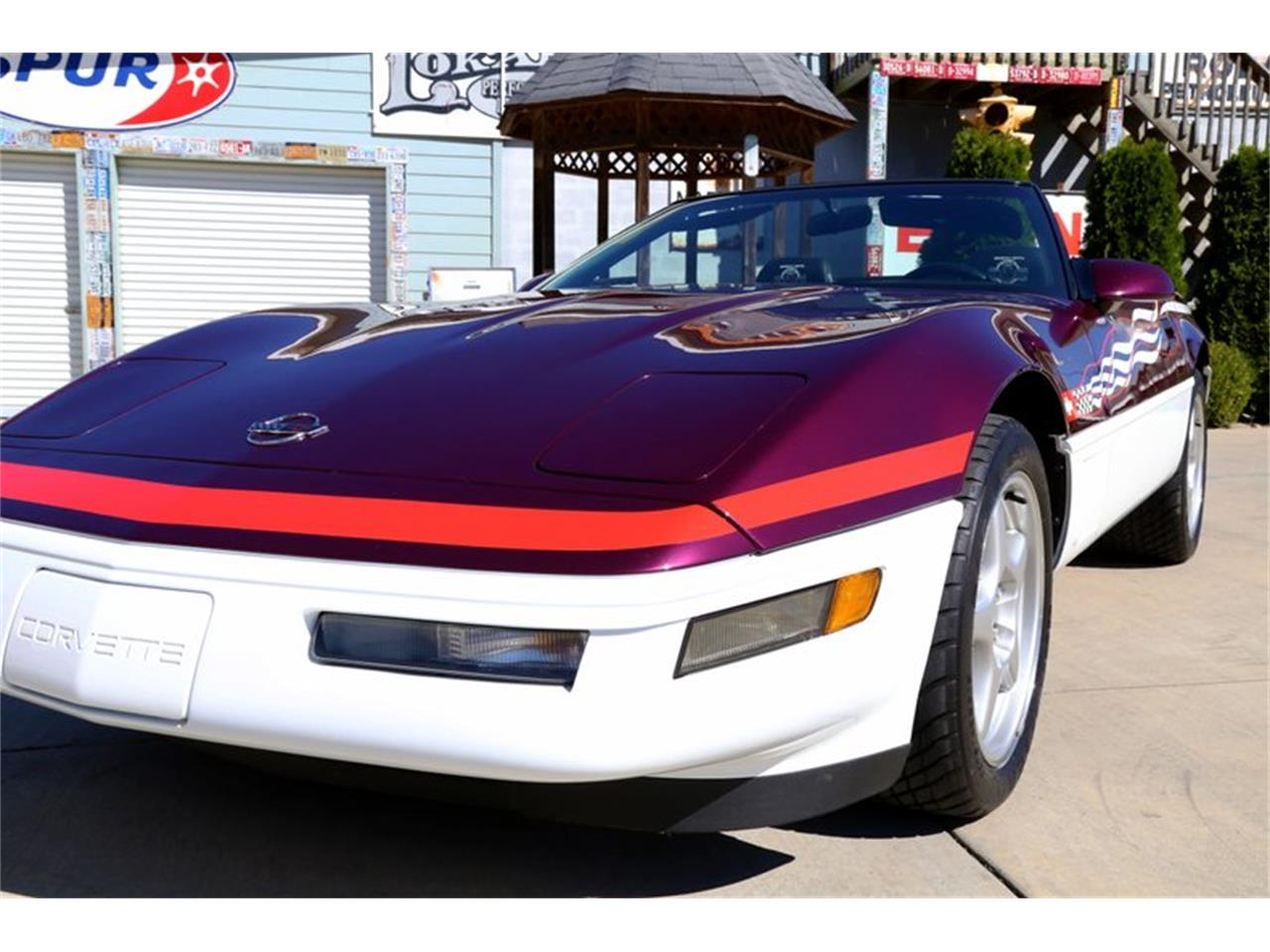 Large Picture of '95 Corvette - OT5W