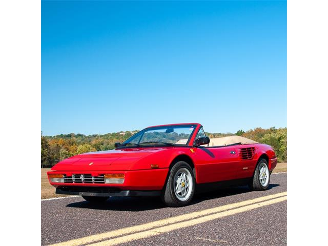 Picture of 1986 Ferrari Mondial - $42,900.00 Offered by  - OT6A