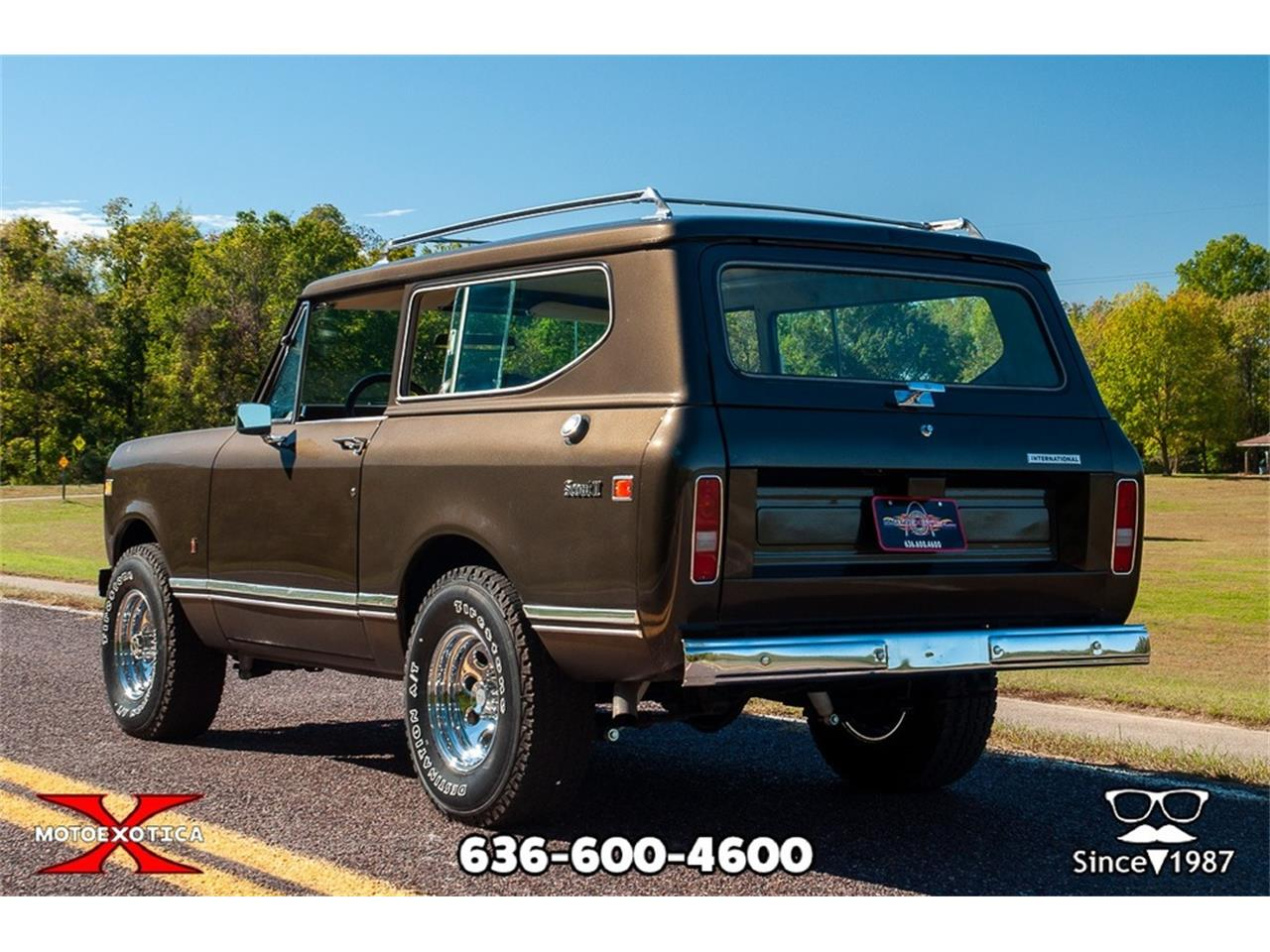 Large Picture of '76 Scout located in St. Louis Missouri - OT6D