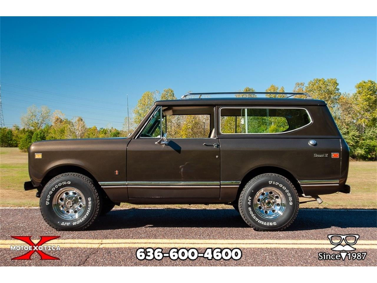 Large Picture of '76 International Scout - $31,900.00 Offered by MotoeXotica Classic Cars - OT6D