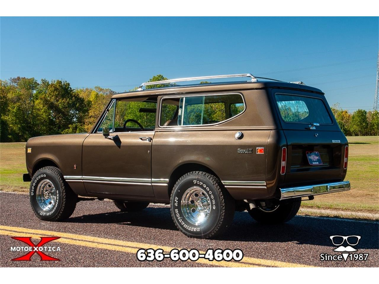Large Picture of 1976 Scout Offered by MotoeXotica Classic Cars - OT6D