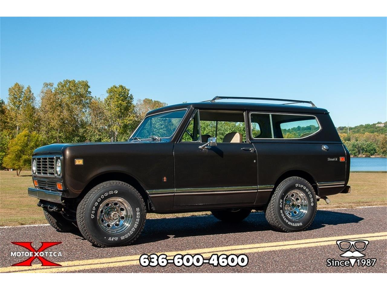 Large Picture of 1976 Scout located in Missouri Offered by MotoeXotica Classic Cars - OT6D