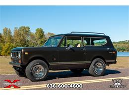 Picture of 1976 Scout - $31,900.00 Offered by MotoeXotica Classic Cars - OT6D