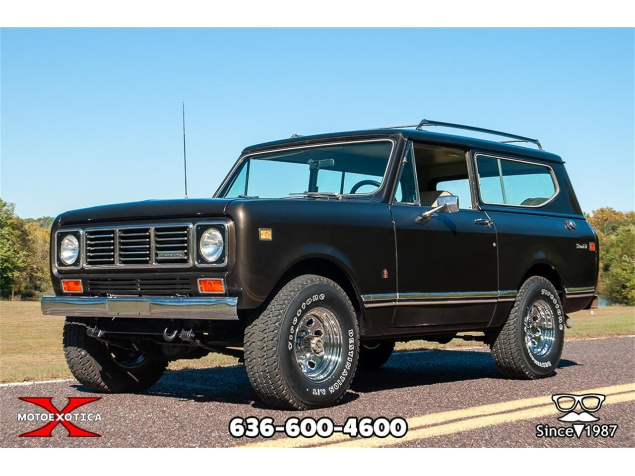 Large Picture of '76 International Scout - $31,900.00 - OT6D