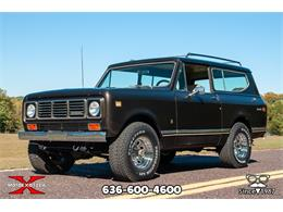 Picture of 1976 International Scout located in Missouri Offered by MotoeXotica Classic Cars - OT6D