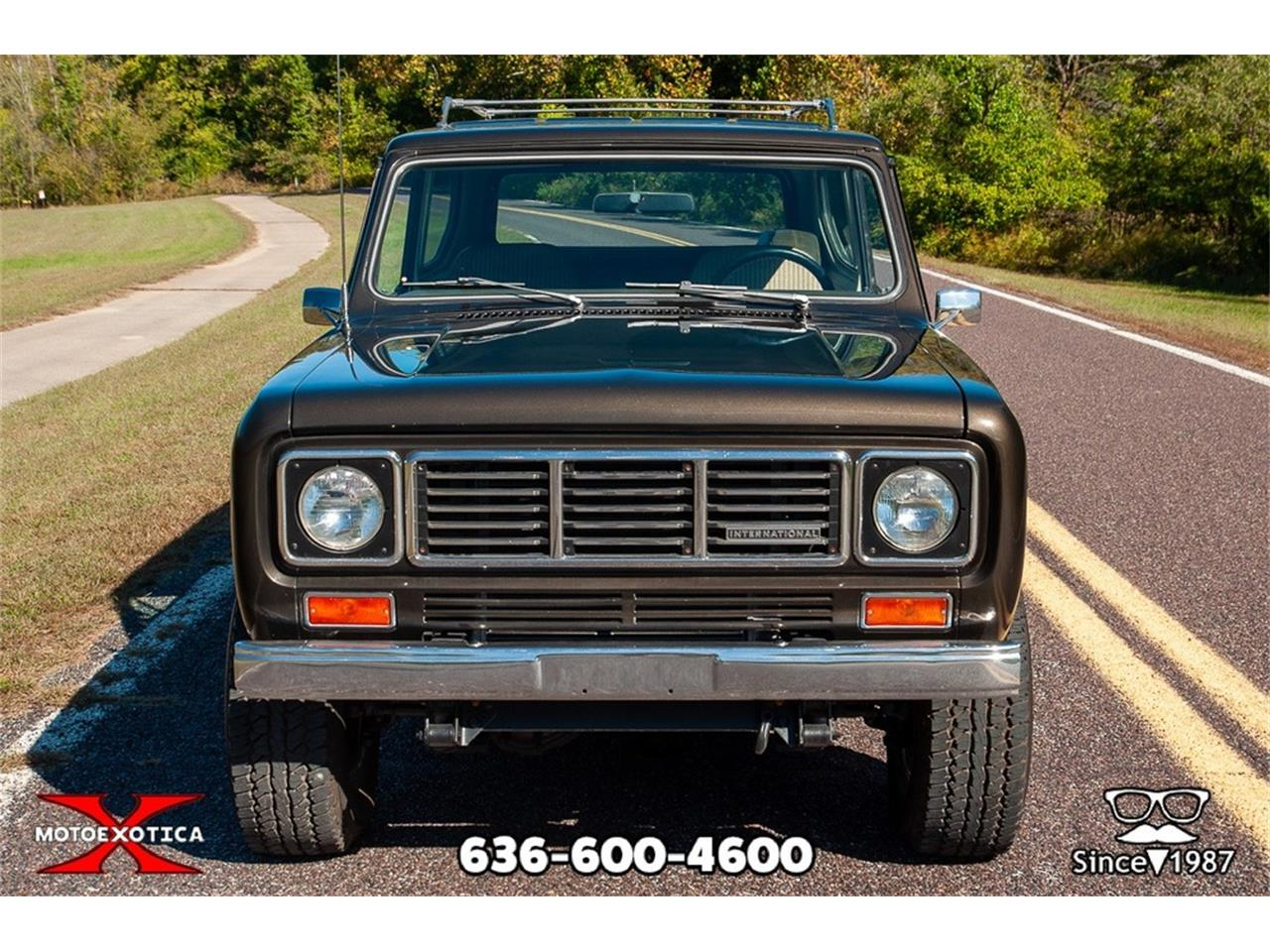Large Picture of 1976 International Scout - $31,900.00 Offered by MotoeXotica Classic Cars - OT6D