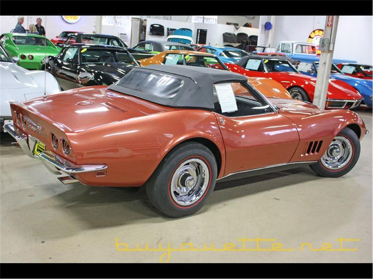 Large Picture of 1968 Chevrolet Corvette located in Atlanta Georgia Offered by Buyavette - OT6S
