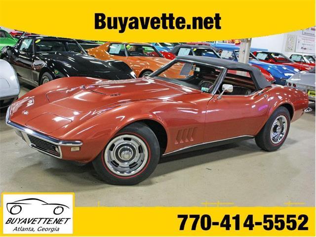 Picture of '68 Corvette - OT6S
