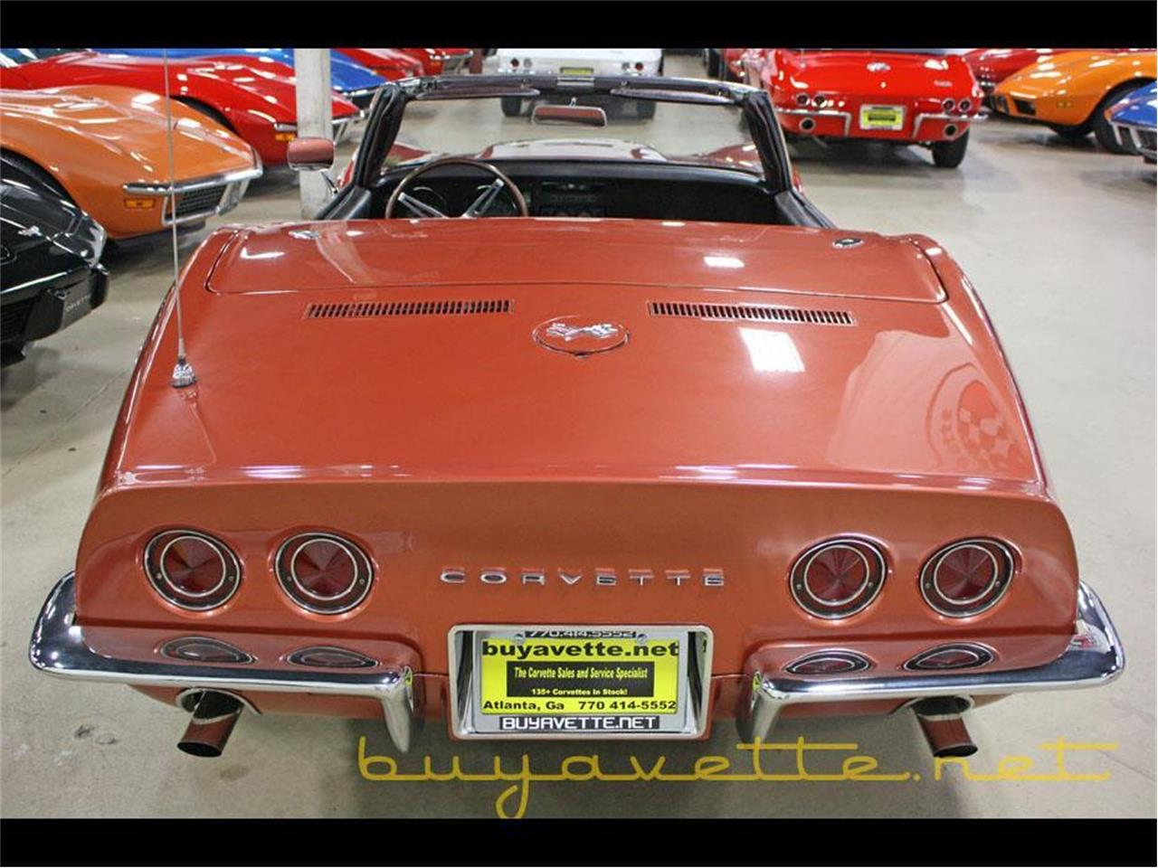 Large Picture of '68 Chevrolet Corvette located in Georgia - OT6S
