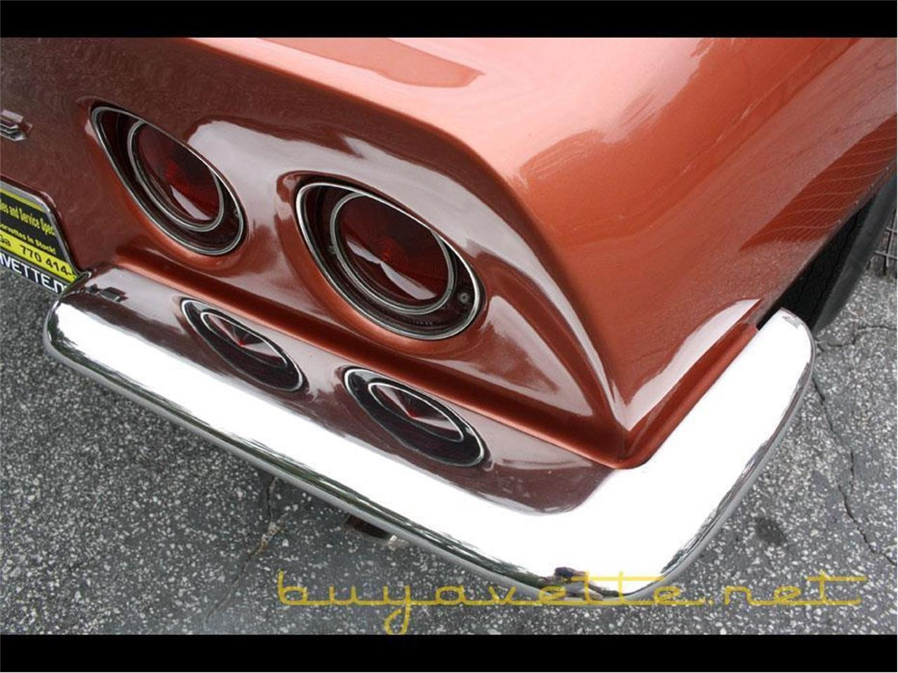 Large Picture of Classic '68 Chevrolet Corvette located in Georgia - $99,500.00 Offered by Buyavette - OT6S