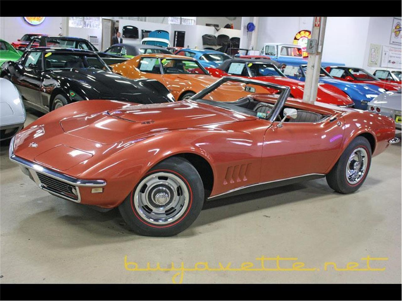 Large Picture of 1968 Corvette located in Georgia - $99,500.00 Offered by Buyavette - OT6S