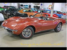 Picture of 1968 Chevrolet Corvette - $99,500.00 Offered by Buyavette - OT6S