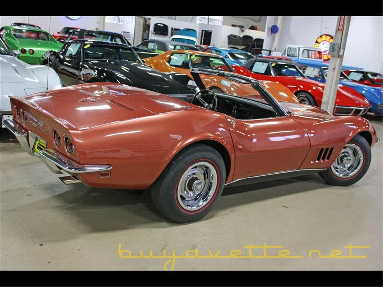 Large Picture of Classic '68 Corvette located in Georgia Offered by Buyavette - OT6S
