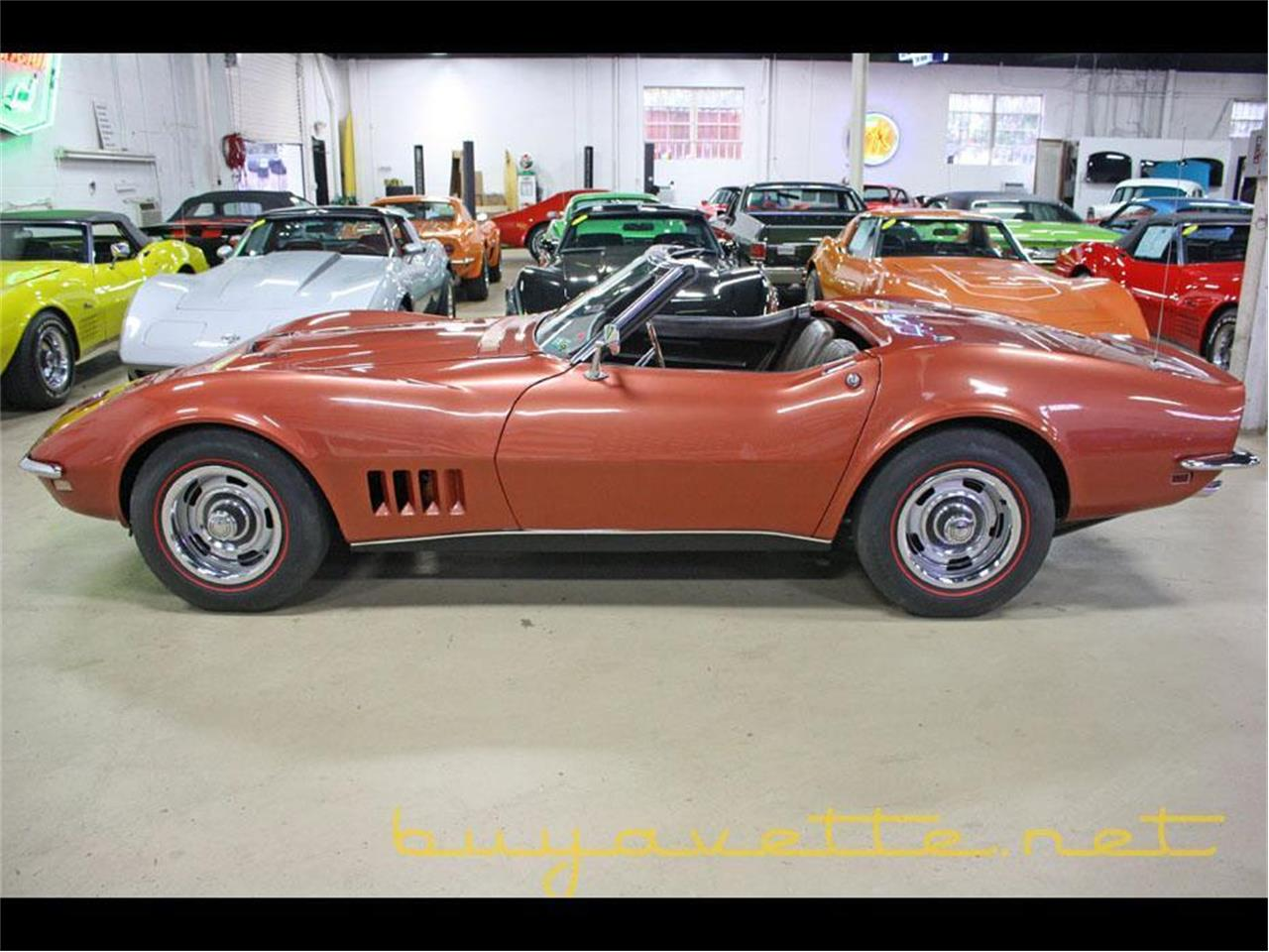 Large Picture of Classic 1968 Chevrolet Corvette - $99,500.00 - OT6S