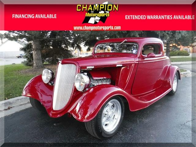Picture of '34 3-Window Coupe - OT75