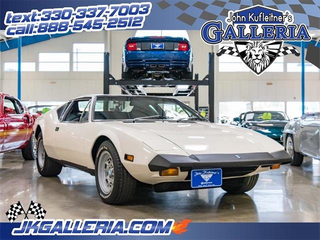 Picture of '72 De Tomaso Pantera Offered by  - ONXN
