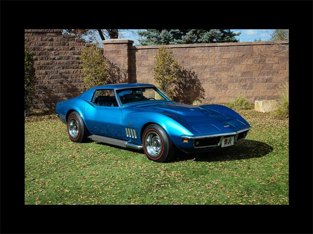 Picture of Classic 1969 Chevrolet Corvette - $129,900.00 Offered by  - OT8T