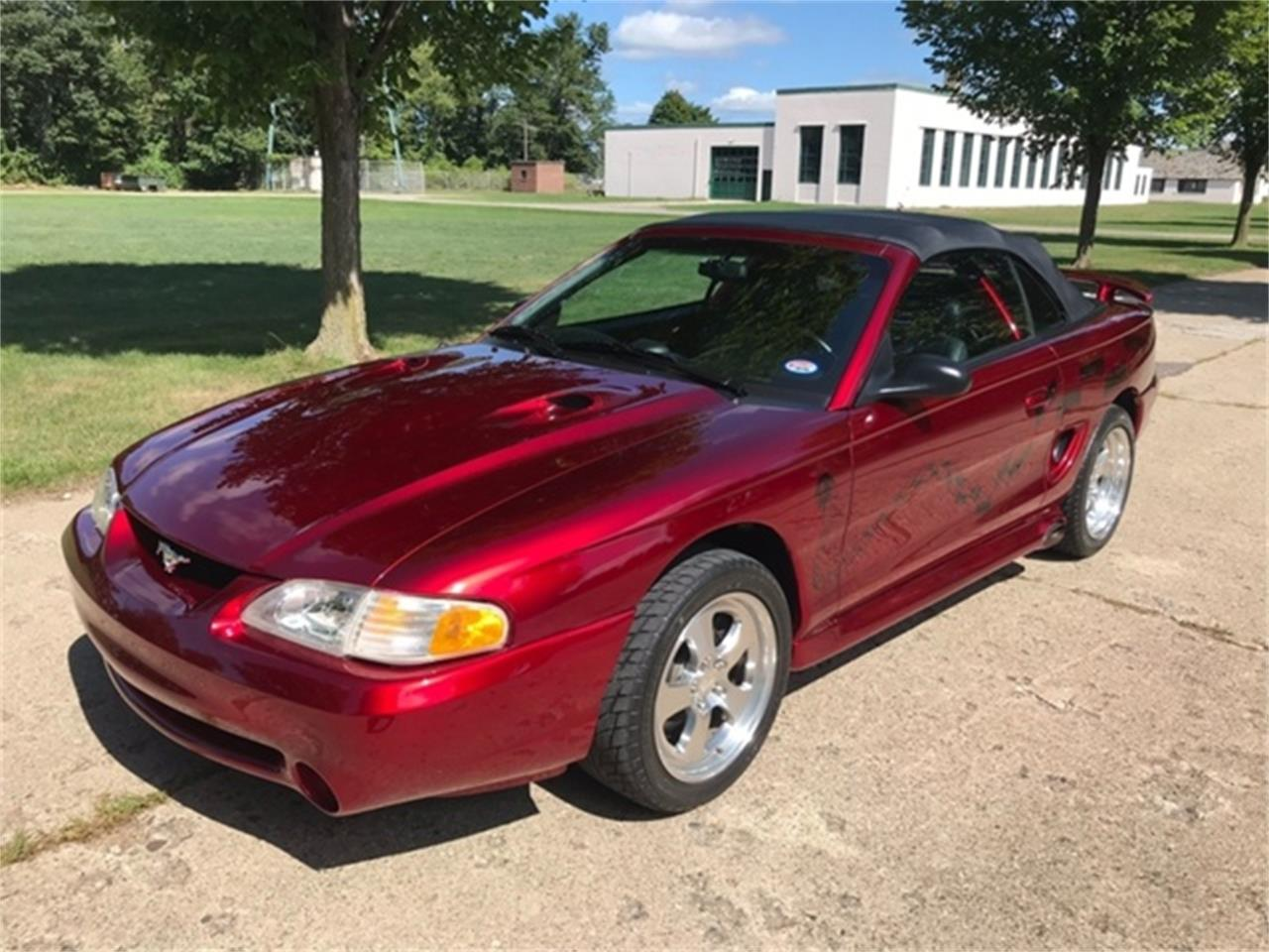 199 6 Ford Mustang