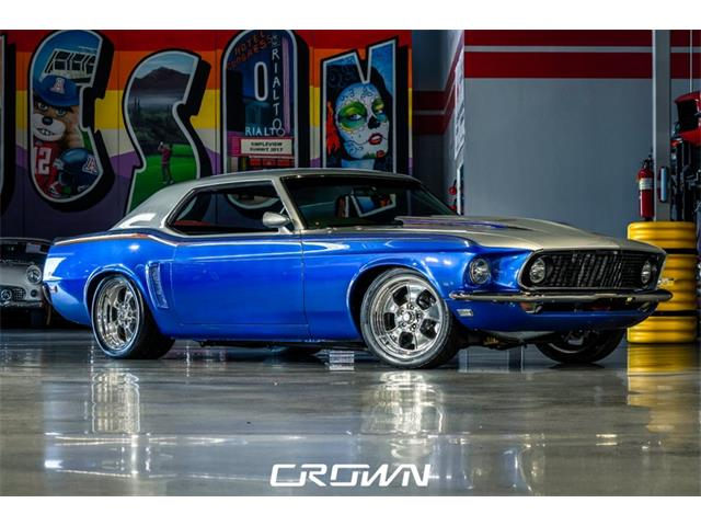 Picture of '69 Mustang - OT99