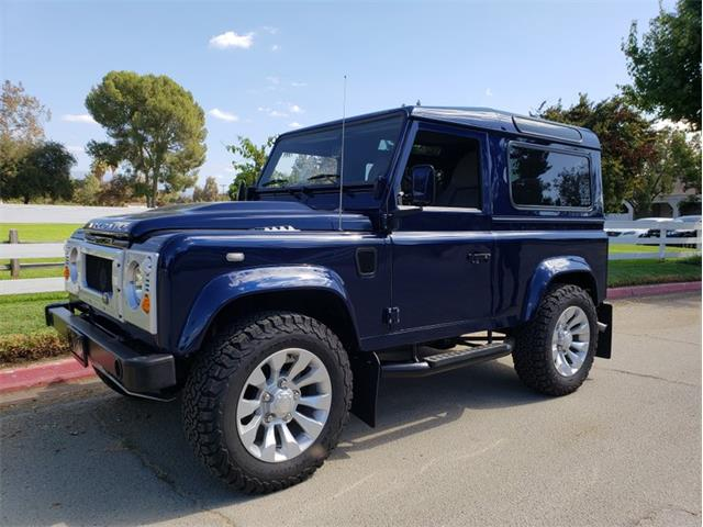 Picture of 1990 Defender located in Los Angeles California Offered by  - OT9C