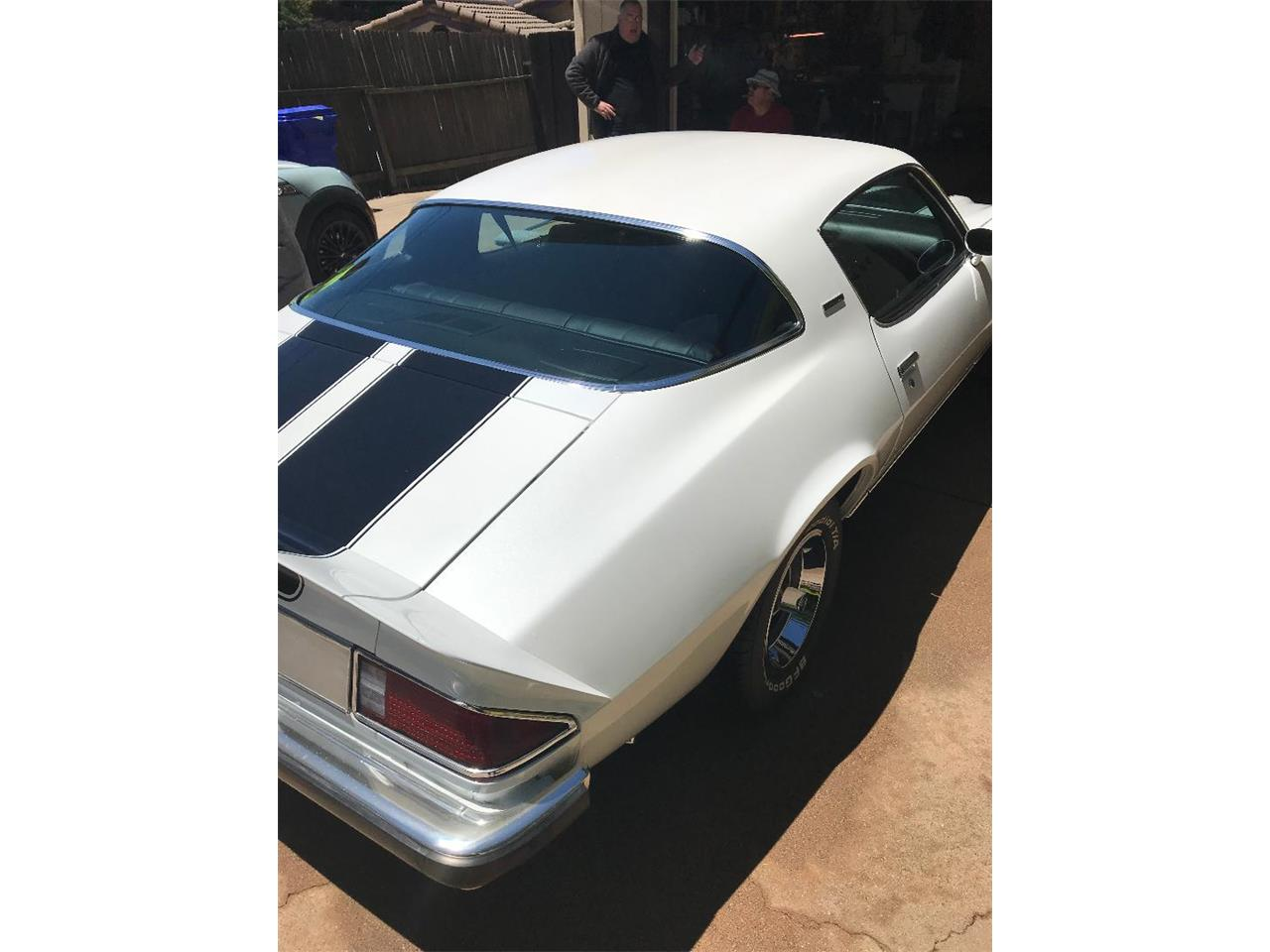Large Picture of '76 Camaro - OT9I
