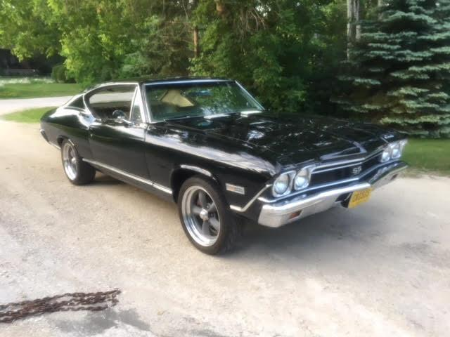 1968 Chevrolet Chevelle SS for Sale on ClassicCars com on
