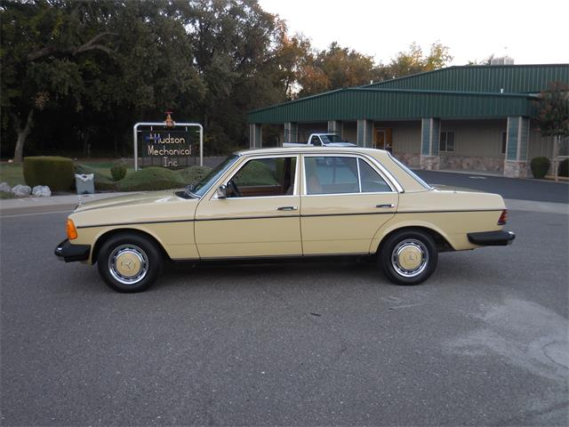 Picture of '77 Mercedes-Benz 240D located in Anderson California - $6,450.00 Offered by  - OTA9