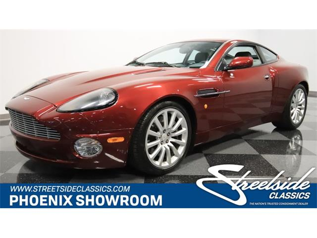 Picture of 2002 Vanquish - $59,995.00 Offered by  - OTAM