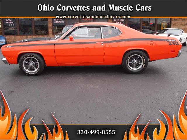 Picture of Classic 1971 Plymouth Duster located in Ohio - $49,900.00 Offered by  - OTBR