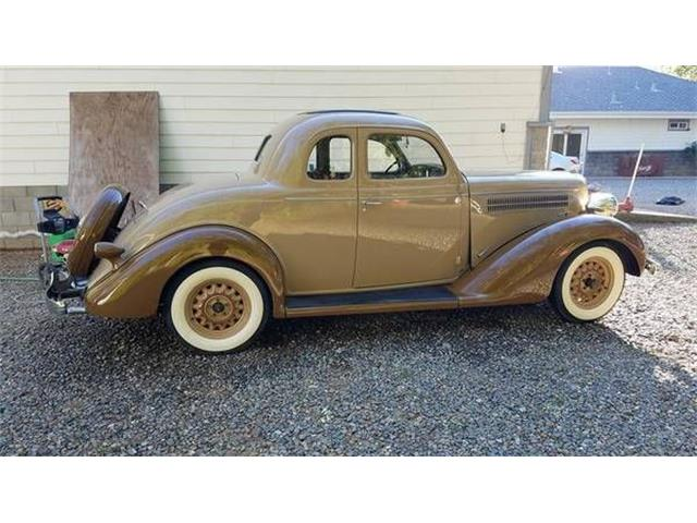 Picture of '35 Coupe - OTBY