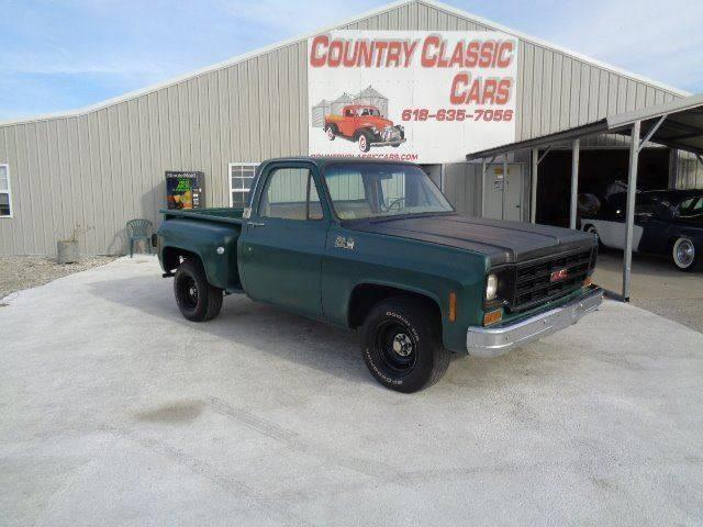 Picture of '77 Truck - OTCB